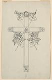 Design for an Altar Cross