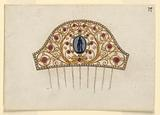 Design for Cresting of a Comb