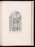 Projet de l'autel de St Leu de Paris (Design for the Altar of St Leu of Paris), in Oeuvres de Juste-Aurèle Meissonnier (Works by Juste-Aurèle Meissonnier)