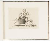 Les Paniers de Chasse (The Hunting Baskets), Singeries ou différentes actions de la vie humaine représentées par des singes (Monkey Antics or Different Actions of Human Life Represented by Monkeys)