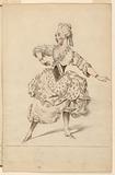 A Ballet Dancer, Mademoiselle Marie Allard