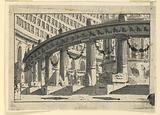 Stage Design, Palace Interiors