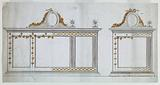 Two Designs for Altar Frames with Alternative Suggestions