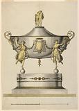Design for an Ovoidal Tureen