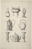 Designs for Tableware, Designs of Chinese Buildings, Furniture, Dresses, Machines and Utensils