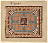 Design for Mosaic Floor