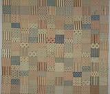 Patchwork quilt top