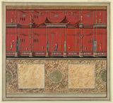 Wall Decoration, Domus Aurea, Rome