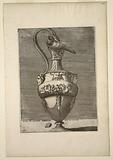 Ewer with a Bas-Relief