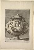 Vase Decorated with Figures, Rinceaux, and Festoons
