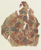 Medallion fragment