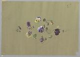 Design for Wallpaper and Textiles: Flowers