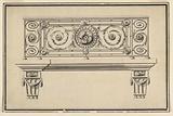 Design for a Wrought-Iron Balcony