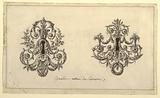 Design for Two Bronze Key Plates