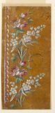 """Design for an Embroidered Border of the """"Fabrique de St Ruf"""""""