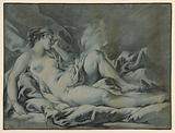 Nude Woman Sleeping