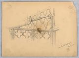 Study of a Hinge from Orvieto Cathedral
