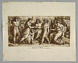 The marriage of Psyche and Cupid