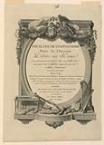 """Title Page, """"Feuilles de Terpsichore Pour le Clavecia"""""""