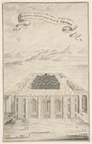 Study for The Temple in Jerusalem, Physica Sacra