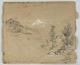 Sion, Looking East, Rhone Valley