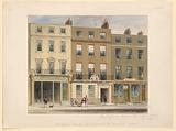 Exterior, Frederick Crace and Son Establishment, 14 Wigmore Street, London