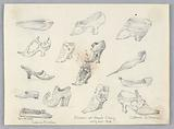 Sketches of Shoes