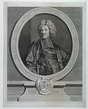 Portrait of Jean Paul Bignon, Abbé of St Quentin