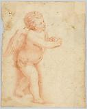 Putto Making a Knot