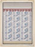 Design for the Painted Decoration of a Wall
