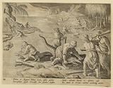 Crocodile Hunt in Tentyra, in Egypt, from the Venationes Ferarum, Avium, Piscium series
