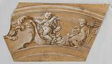 Project for a Ceiling Frieze