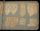 Crochet sample book
