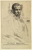 Portrait of Pieter Brueghel the Younger