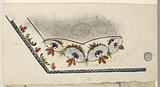 Design for the Embroidery of a Man's Waistcoat