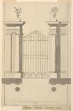 Entrance Gate to a Villa