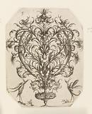 From Die Folge der phantastischen Schmucksträße (Suite of Fantastic Ornamental Bouquets)