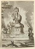 Sepulchral Monument for Melchiore Cesarotti, Professor in Padua