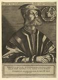 Portrait of Bernard Knipperdolling, A Chief of the Anabaptists of Münster