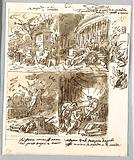 Four Allegories of Commedia and Tragedy