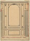 Design for a Wainscotted Wall Panel