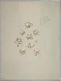 Designs for Wallpaper and Textiles: Flowers