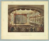 Sadlers Wells Theater from Ackermann's Repository