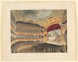 Royal Circus from Ackermann's Repository