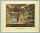 Drury Lane Theater from Ackermann's Repository