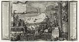 Scenographia Campi Martii, page from Il Campo Marzio dell'Antica Roma