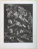 The Drawbridge, from the series Carceri d'Invenzione