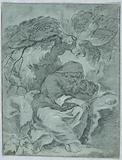 Study for St Paul the Hermit