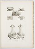 Porte Huillier (Designs for Cruets). 60 in Oeuvre de Juste-Aurele Meissonnier.