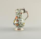 Milk Jug with Horn of Plenty and Flowers